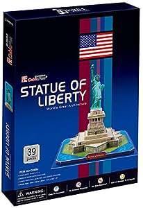 Cubic Fun C080H Statue Of Liberty