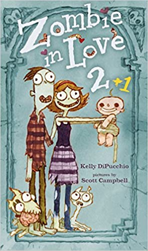 Math Worksheets halloween math worksheets grade 3 : Zombie in Love 2 + 1: Kelly DiPucchio, Scott Campbell ...