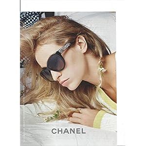 **PRINT AD** With Alice Dellal For Chanel Sunglasses 2014 **PRINT AD**