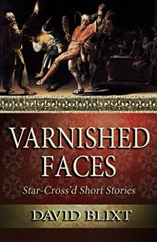 book cover of Varnished Faces