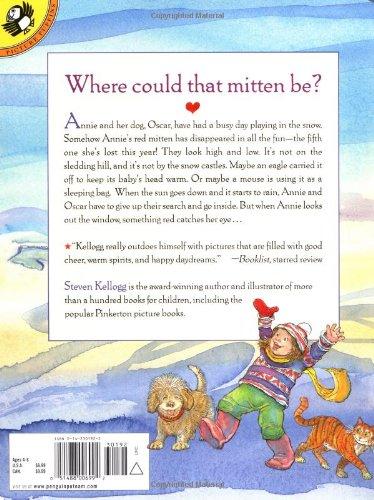 Amazon.com: The Missing Mitten Mystery (9780142301920): Steven ...