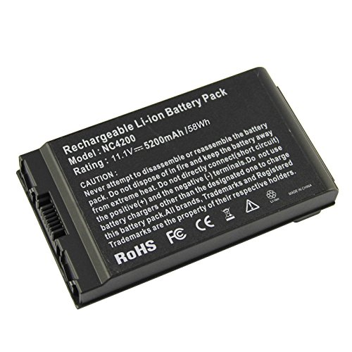 AC Doctor INC Laptop Battery for HP Compaq Business Noteb...