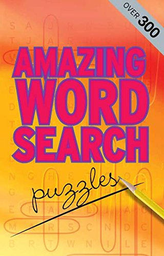 AMAZING WORDSEARCH PUZZLES #8 ()