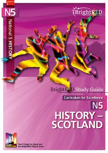 National 5 History - Scotland (Bright Red Study Guide) (BrightRED Study Guides) Christopher Mackay