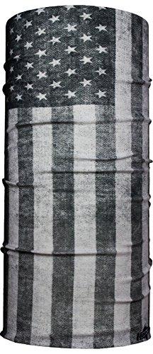 Hoo-rag オリジナル マルチバンダナ アメリカ国旗 Merica Hoo HFL20 B0722VR331
