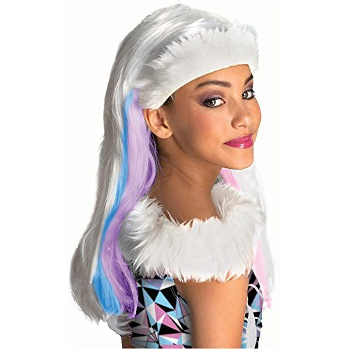 Abbey Bominable Wig Costume Accessory
