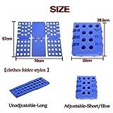 Geniusidea Shirt foding Board Tshirt Folding