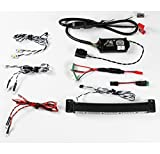 Genuine MyTrickRC - Ultimate Off Road Light System Attack 850 for scale RC, Powers off any 2 or 3 cell Lipo or NiMH Battery and Includes Headlights/Tail/Reverse Lights, Waterproof, Plug and Play