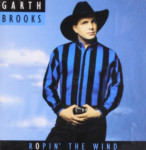 Ropin Wind Garth Brooks product image