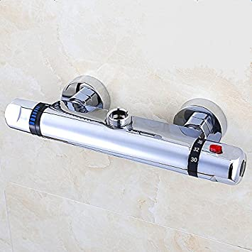 Vinteky Termostato de ducha visto Size adaptador de