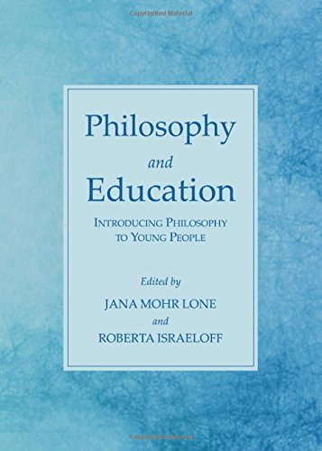 Philosophy and Education