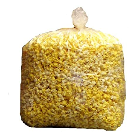 Amazon Com Movie Theater Butter Popcorn Bulk Party Bag 175 Cups Per Case
