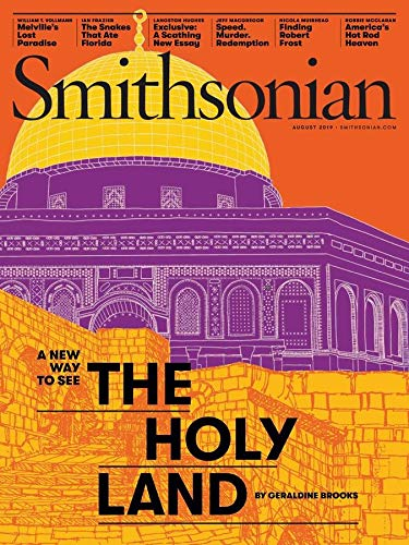 Smithsonian (Best Magazines For Seniors)