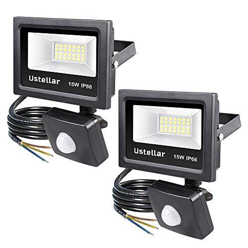Led Outside Light With Pir