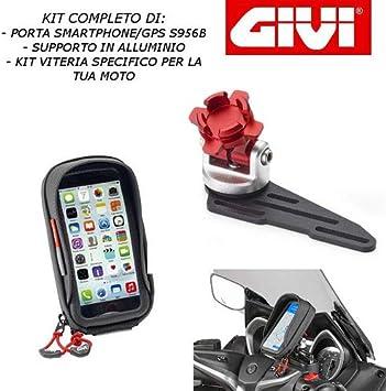 Soporte para Smartphone con Soporte para depósito de Aceite S956B ...