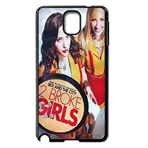 DDOUGS Broke Girls Customised Cell Phone Case for Samsung Galaxy Note 3 N9000, Wholesale Broke Girls Case