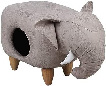 YSYW Casa del Gato Y Taburete para Mascotas Nido para Mascotas De ...
