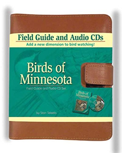 Birds of Minnesota Field Guide and Audio CD Set by Adventure Keen (Publications)