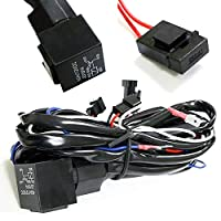 iJDMTOY Angel Eyes Halo Rings LED or CCFL Relay Harness with Fade-On Fade-Off Features For BMW (Using OEM Key)