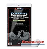 BCW 1-CUR-R-Thick Current Resealable Comic Book