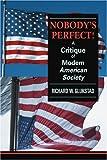 Nobody's Perfect!, Richard Glukstad, 0595420842
