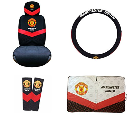 manchester united wheel cover - 3