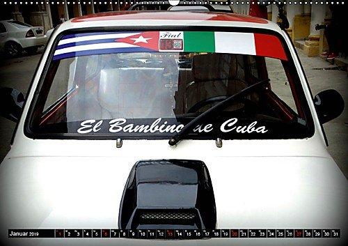 FIAT AUF KUBA Wandkalender 2019 DIN A2 quer : Fahrzeuge von FIAT in den Straßen Havannas Monatskalender, 14 Seiten: Amazon.es: Henning von Löwis of Menar: ...