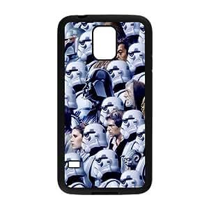 TOSOUL Customized Print Star Wars Hard Skin Case For Samsung Galaxy S5 I9600