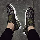 Jacky's Super Casual Shoes Canvas Camouflage Star