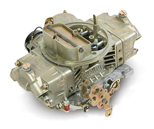 Holley 0-80783C Model 4150 650 CFM 4-Barrel Street (650 Cfm Carburetor)