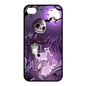SUUER Nightmare Series The Nightmare Before Christmas Protective Custom Hard CASE for iPhone 5 5s Durable Case Cover