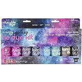 SEI Galaxy Tie Dye Kit, 8 Colors, Non-Toxic, Permanent, U.S.A.