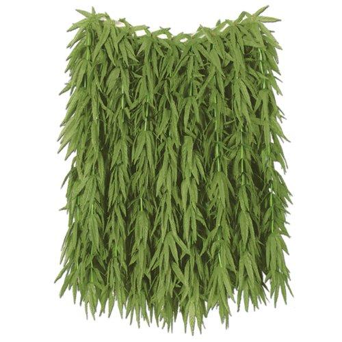 [Beistle 50456 Tropical Fern Leaf Hula Skirt, 36