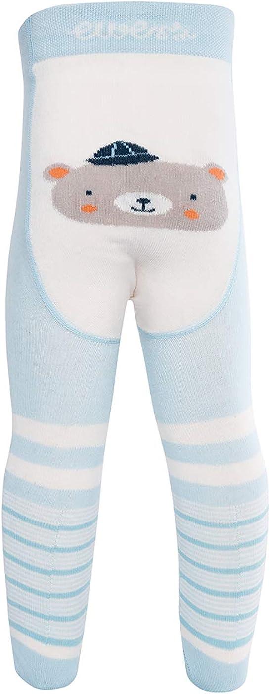Doppelpack MADE IN EUROPE Ewers Baby- und Kinderstrumpfhose 2er Pack f/ür Jungen und M/ädchen Panda Strumpfhose Baumwolle