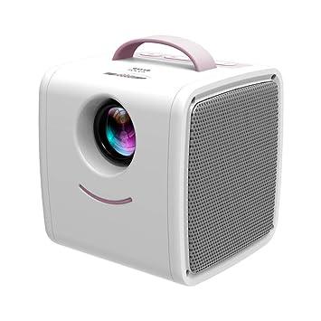 YUHUANG Mini proyector con Pantalla de Smartphone Sincronizada ...