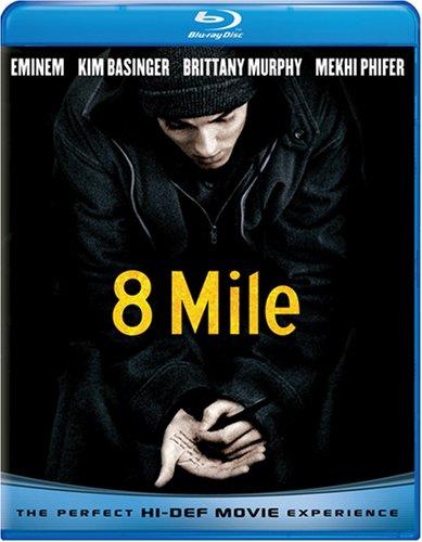 8 Mile [Blu-ray]
