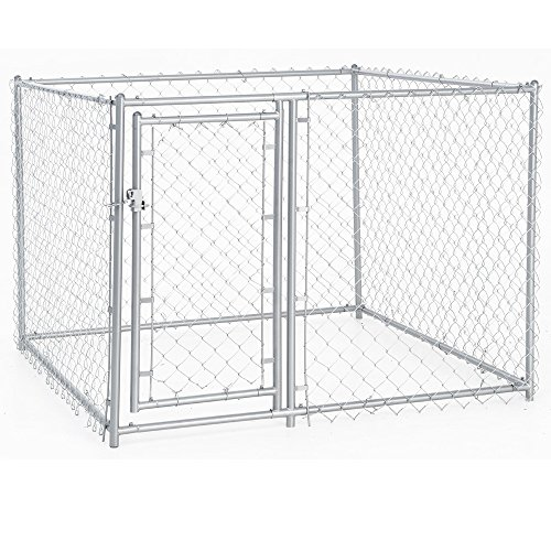 Lucky Dog Galvanized Chain Kennel product image