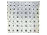 White Poly Pegboard (24x24 in.)