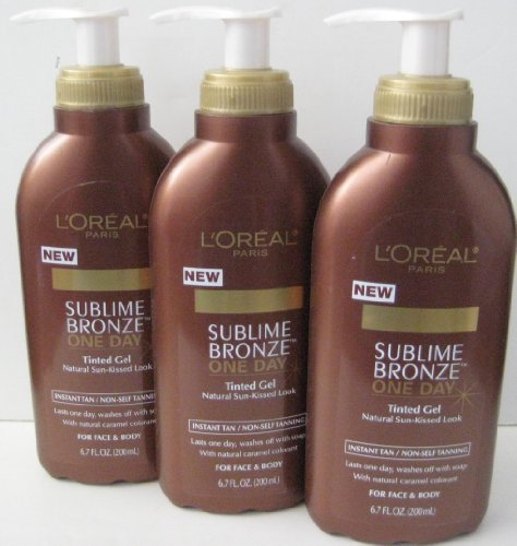Loreal Paris Sublime Bronze One Day