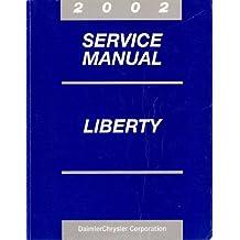 2002 Jeep Liberty Factory Service Manual