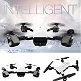 YH-19HW Drone2.4G 6-Axis FPV - RC Quadcopter Wifi 2.0MP 120°FOV Camera Foldable Selfie Quadcopter Drone Toys-Great Gift -MOONHOUSE