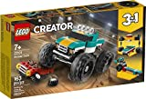 LEGO Creator 3in1 Monster Truck Toy 31101 Cool