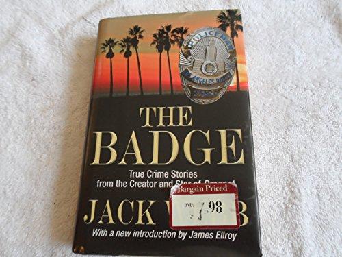 jack webb the badge - 2