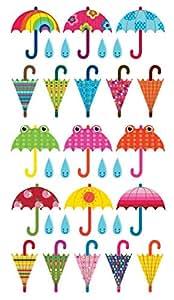 Sticko Patterned Umbrella Sticker