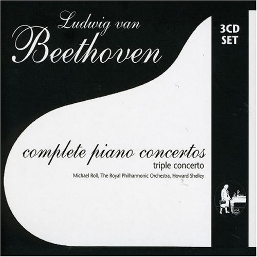 [Beethoven: Complete Piano Concertos; Triple Concerto [Germany]] (Van Royal Mail)