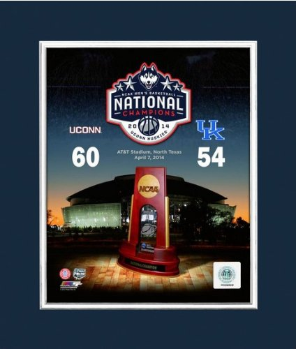 2014 Ncaa Final Four - UConn Huskies 2014 NCAA Final Four National Championship Photo 11