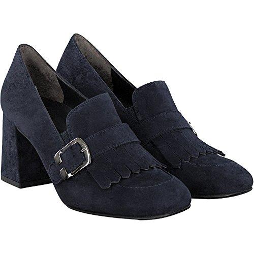Green de 3574 de Piel Oscuro 019 mujer vestir Zapatos Azul Paul para AwT6aUdqUW