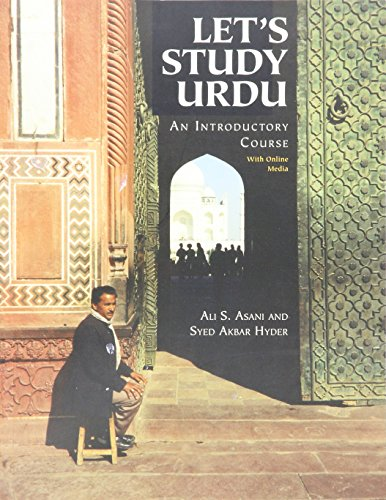 Let's Study Urdu: An Introductory Course: With Online Media