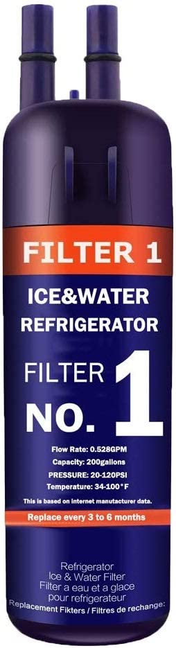 Rеfrigerator Wаter Filtеr Compatible with Kenmore 46/9081, 9081, 46/9930, 9930(1 Packs)