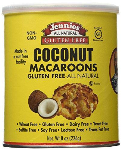 Jennies - Macaroons Coconut - 8 - Coconut Macaroons Cookies